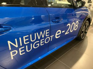 E-Training Peugeot e-208